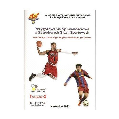 Książki medyczne, Przygotowanie sprawnościowe w zespołowych grach sportowych