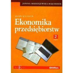 Ekonomika przedsiębiorstw cz.2 (opr. miękka)
