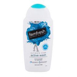 Femfresh Ultimate Care Active Wash kosmetyki do higieny intymnej 250 ml dla kobiet