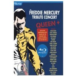 The Freddie Mercury Tribute Concert, 1 SD-Blu-ray