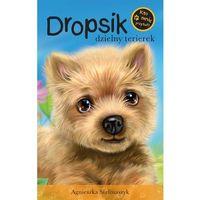 Książki dla dzieci, Kto mnie przytuli? Dropsik dzielny terierek - Agnieszka Stelmaszyk (opr. miękka)
