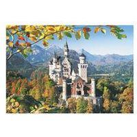 Puzzle, Puzzle 3000 elementów Zamek Neuschewistein Niemcy (C-300013)