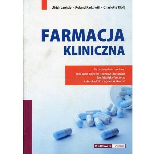 Książki medyczne, Farmacja kliniczna (opr. miękka)