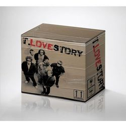 T. Love - T.Lovestory (15CD+DVD)