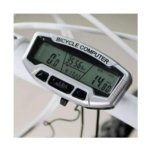 Liczniki rowerowe, Cyfr. Licznik Rowerowy - 28 Funkcji!!