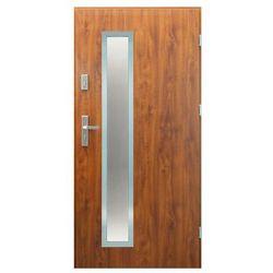 Drzwi zewnętrzne Splendoor Meije 90 prawe złoty dąb