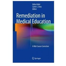 Remediation in Medical Education, 1