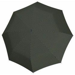 Knirps T200 Duomatic Parasolka składana 28 cm 2Cross green ZAPISZ SIĘ DO NASZEGO NEWSLETTERA, A OTRZYMASZ VOUCHER Z 15% ZNIŻKĄ