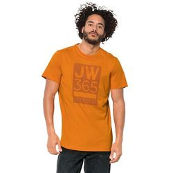 Męski T-shirt 365 T M rusty orange - XL