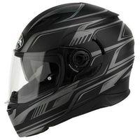 Kaski motocyklowe, !@ Kask integralny Airoh Movement - FIRST BLACK MATT