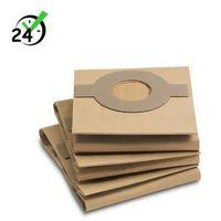 Pozostały sprzęt przemysłowy, Worki papierowe (3szt) do FP 303, Karcher ✔ZAPLANUJ DOSTAWĘ ✔SKLEP SPECJALISTYCZNY ✔KARTA 0ZŁ ✔POBRANIE 0ZŁ ✔ZWROT 30DNI ✔RATY ✔GWARANCJA D2D ✔LEASING ✔WEJDŹ I KUP NAJTANIEJ