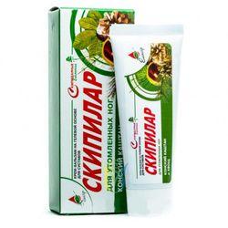 SKIPILAR - DO ZMĘCZONYCH NÓG krem-balsam z kasztanowcem, 75 ml - ELIXIR