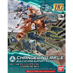 Action Base HG 1/144 Changeling Rifle