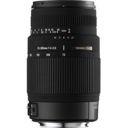 Obiektyw SIGMA 70-300 F4-5.6 DG MACRO (Nikon) + Zamów z DOSTAWĄ W PONIEDZIAŁEK!