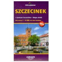 Mapy i atlasy turystyczne, Szczecinek plan miasta (opr. miękka)
