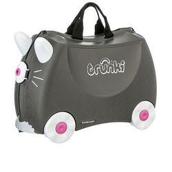 Trunki walizka + jeździk Benny