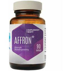 Wyciąg ze znamion szafranu Affron ekstrakt standaryzowany 30mg 90 kapsułek Hepatica