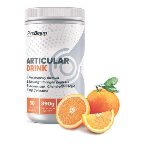 Suplementy do ochrony stawów, GymBeam Suplement na stawy Articular Drink 390 g