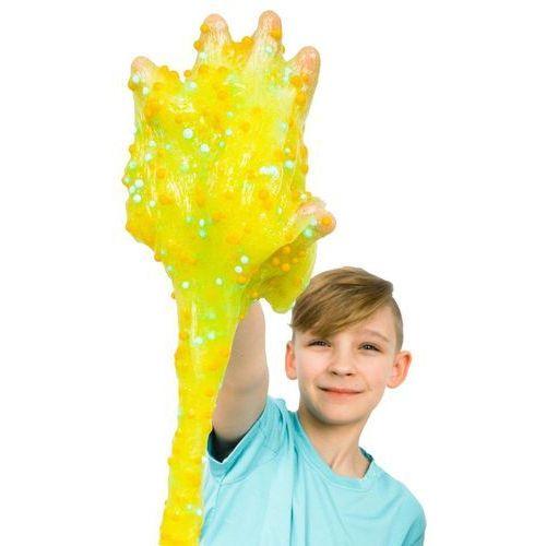 Kreatywne dla dzieci, TUBAN ZESTAW SUPER SLIME XL GLUTY JABŁKO BROKAT