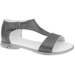 Sandałki dla dziewczynki KORNECKI 4750 - Grafitowy ||Popielaty ||Szary