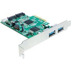 Kontroler Delock 2x USB 3.0 / 2x SATA (89359) Darmowy odbiór w 21 miastach!