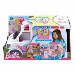Karetka Barbie - Mobilna klinika. Darmowy odbiór w niemal 100 księgarniach!