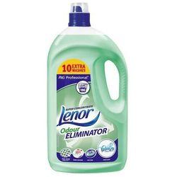LENOR 4,75L płyn do płukania 190p Odour Eliminator zielony