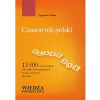 Językoznawstwo, Czasownik polski - Zygmunt Saloni (opr. miękka)