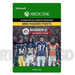 Madden NFL 17 - 5850 Punktów [kod aktywacyjny]