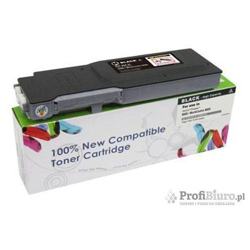 Tonery i bębny, Toner CW-X6600BN Black do drukarek Xerox (Zamiennik Xerox 106R02236) [8k]
