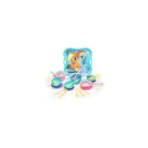 Pozostałe zabawki, My Little Pony Zestaw obiadowy 31 elementów