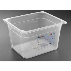 Pojemnik GN 1/2 HACCP | wys. 100 - 200mm