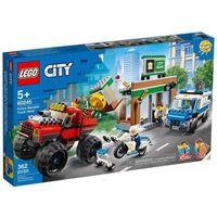Klocki dla dzieci, Lego CITY Monster truck 60245