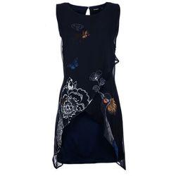 Desigual VEST NATAN Sukienka letnia black/dark blue