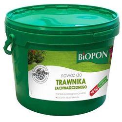 Nawóz do trawników zachwaszczonych Biopon 10 kg