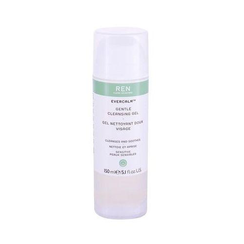 Żele oczyszczające, Ren Clean Skincare Evercalm Gentle Cleansing żel oczyszczający 150 ml dla kobiet