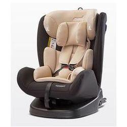Fotelik samochodowy Mokki IsoFix 0-36 kg Caretero + GRATIS (beige)