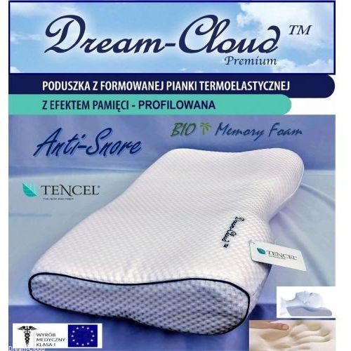 Poduszki, Poduszka Profilowana Dream-Cloud Premium Bio M - 55x32x11/6cm