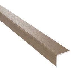 Profil schodowy Afirmax 25 x 20 x 1200 mm dąb liberty