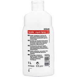 Incidin Liqid Spray - preparat do dezynfekcji powierzchni 1L