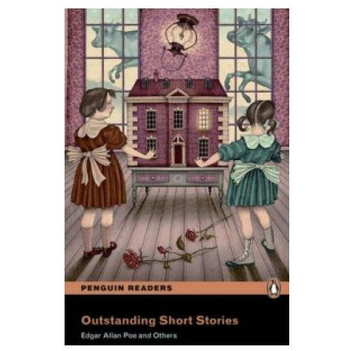 Książki do nauki języka, Outstanding Short Stories /CD gratis/ (opr. twarda)
