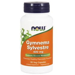 Now Foods Gymnema Sylvestre 400mg 90 kaps.