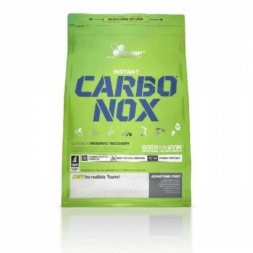Odżywki węglowodanowe, Olimp Carbonox - 1kg - pomarańcz
