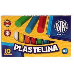Plastelina 10kol Astra 83812902