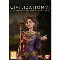 Gry na PC, Civilization 6 Poland Civilization & Scenario Pack (PC)