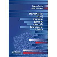 E-booki, Zrównoważony rozwój wybranych jednostek samorządu terytorialnego w Polsce