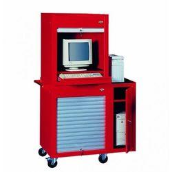 Zestaw komputerowy midi (szafka, nadstawka, szafka boczna) P-1-07-06