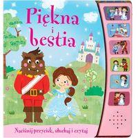 Książki dla dzieci, Książeczka dźwiękowa (opr. kartonowa)