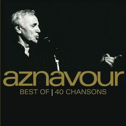 Aznavour Charles - Best Of 40 Chanson [2CD][Polska cena]