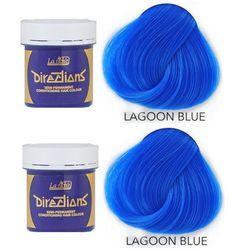 La Riche Directions   Zestaw tonerów koloryzujących: kolor Lagoon Blue 2x88ml